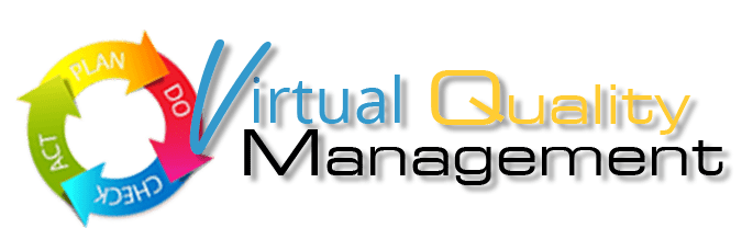 Virtual Quality Management Logo