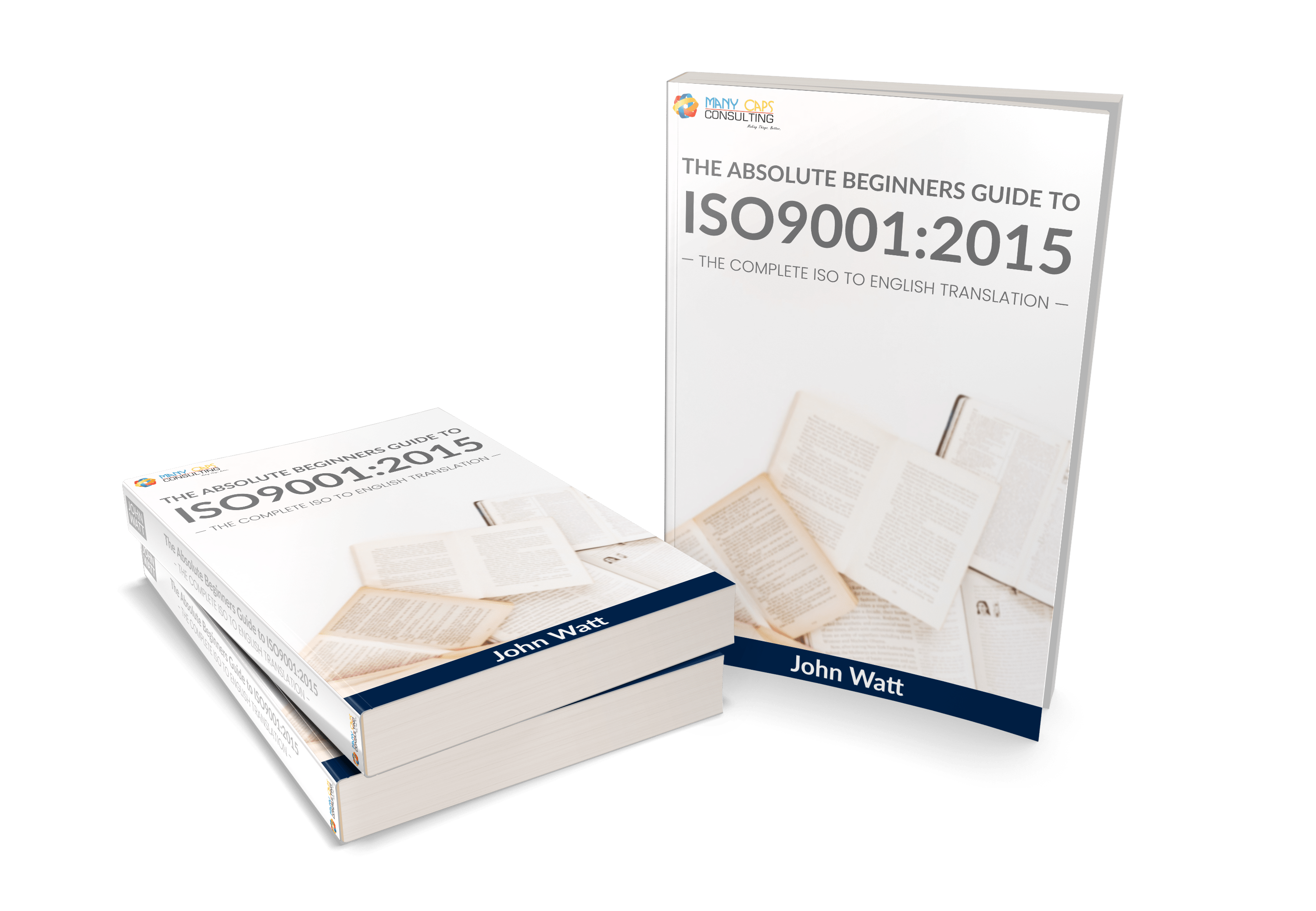 Absolute Beginners Guide to ISO9001:2015 books