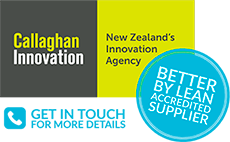 Callaghan Innovation - Better by Lean