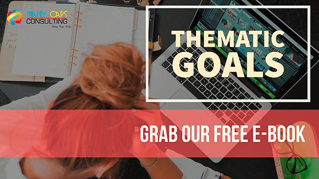 Free Thematic Goals E-Book