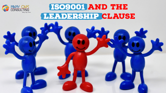 ISO9001:2015 and leadership