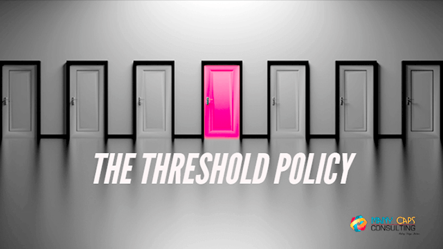 threshold-policy
