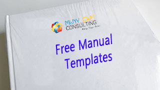 Quality and Health & Safety Manual Template