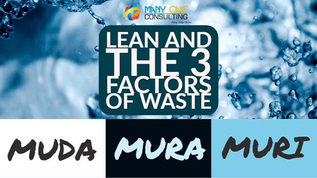 lean and the 3 factors of waste