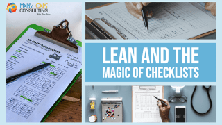 Lean and the Magic of Checklists