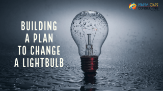 Building a Plan to Change a Lightbulb