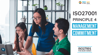 ISO27001 Principle 4 - Management Commitment