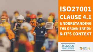 ISO27001 and the Context of the Organisation