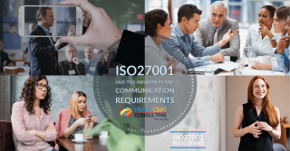 ISO27001 and the Awareness and Communication Requirements