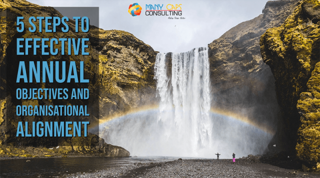 5 Steps to Effective Annual Objectives and Organisational Alignment