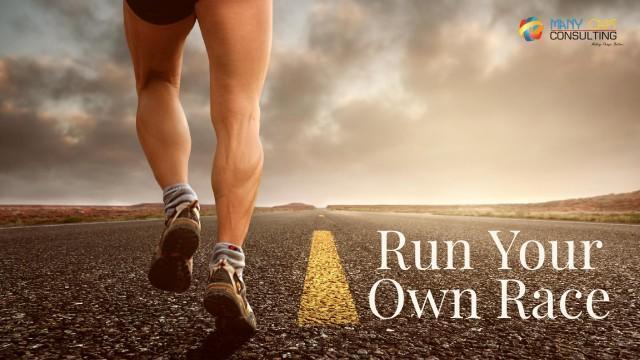 Run Your Own Race
